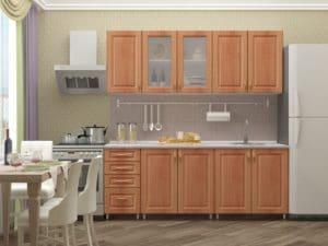 Кухонный гарнитур Венеция 2,0м 12990 рублей, фото 1 | интернет-магазин Складно