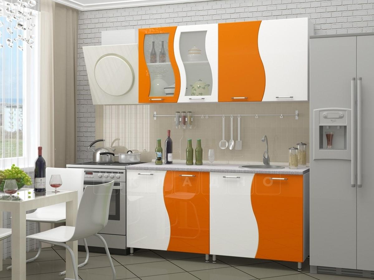 Кухонный гарнитур Волна 1,6м фото 4 | интернет-магазин Складно