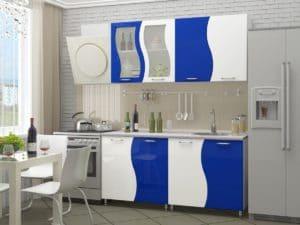 Кухонный гарнитур Волна 1,6м 9950 рублей, фото 5 | интернет-магазин Складно