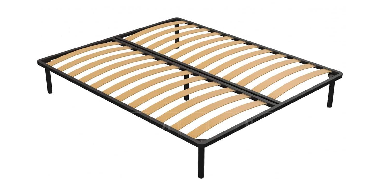 Мягкая кровать Лайф 160см перламутр с подъемным механизмом фото 8 | интернет-магазин Складно