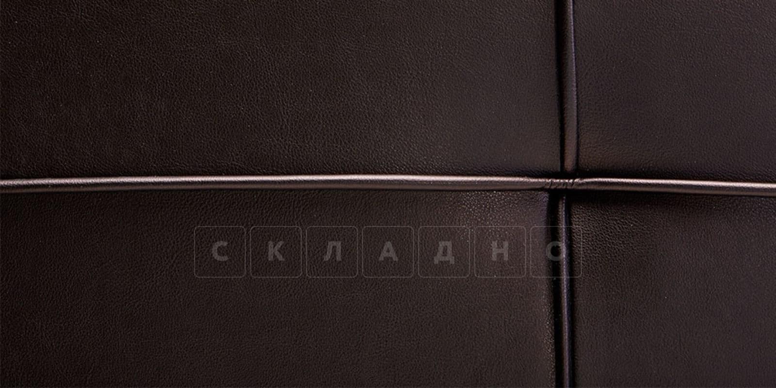 Мягкая кровать Лайф 160см шоколад без подъемного механизма фото 8 | интернет-магазин Складно