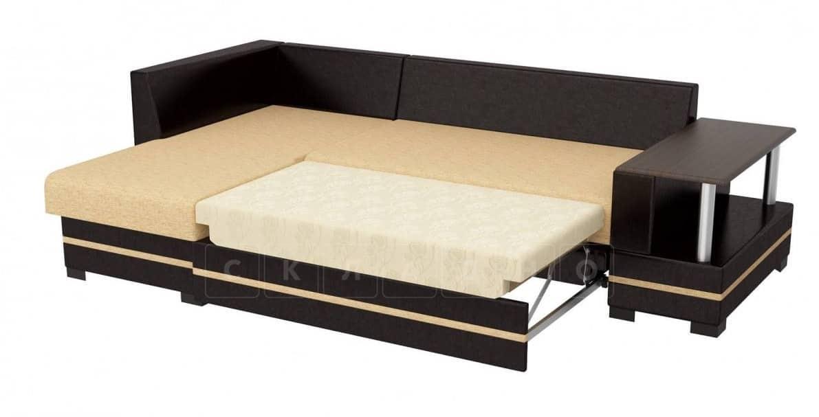 Угловой диван Лорд песочного цвета левый фото 3   интернет-магазин Складно