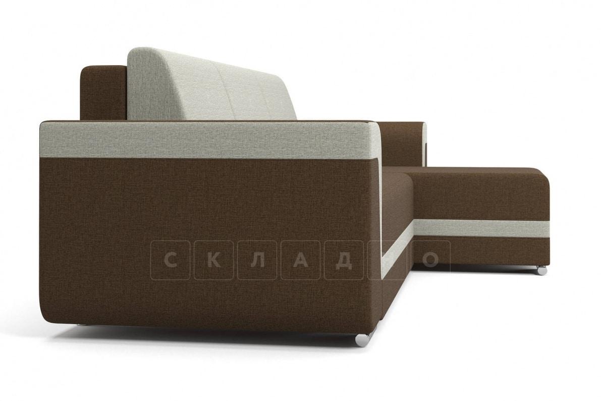 Угловой диван Марракеш коричневый фото 5 | интернет-магазин Складно