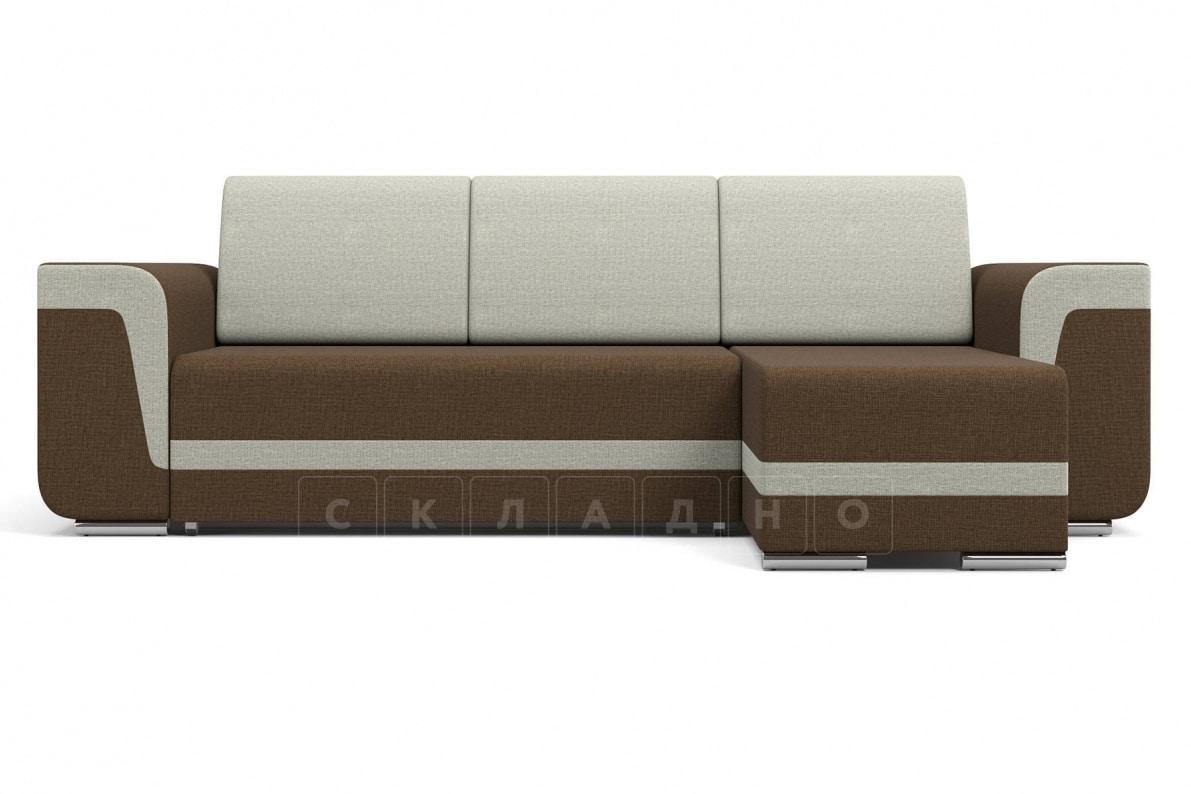 Угловой диван Марракеш коричневый фото 6 | интернет-магазин Складно