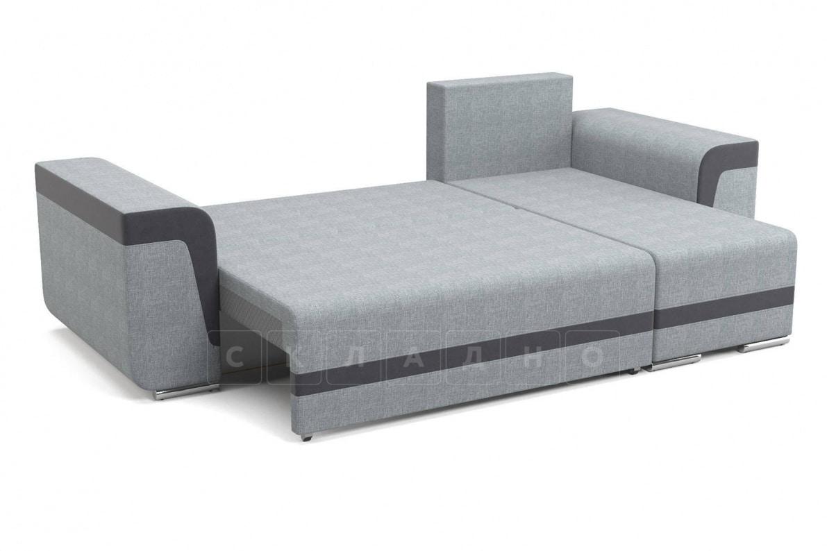 Угловой диван Марракеш серый фото 4 | интернет-магазин Складно