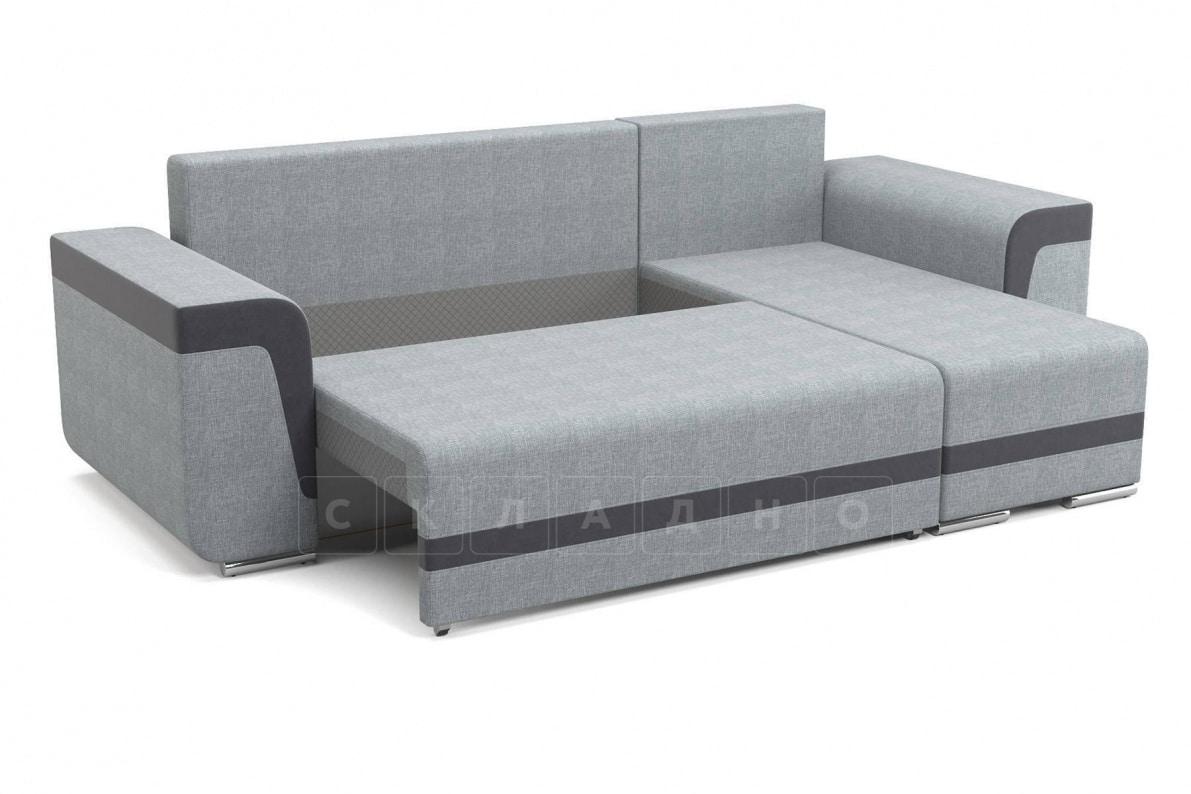Угловой диван Марракеш серый фото 5 | интернет-магазин Складно