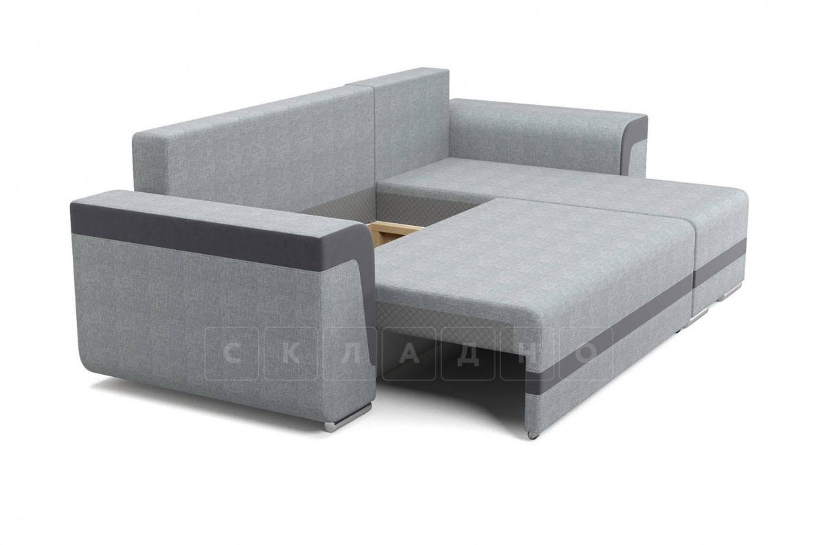 Угловой диван Марракеш серый фото 6 | интернет-магазин Складно