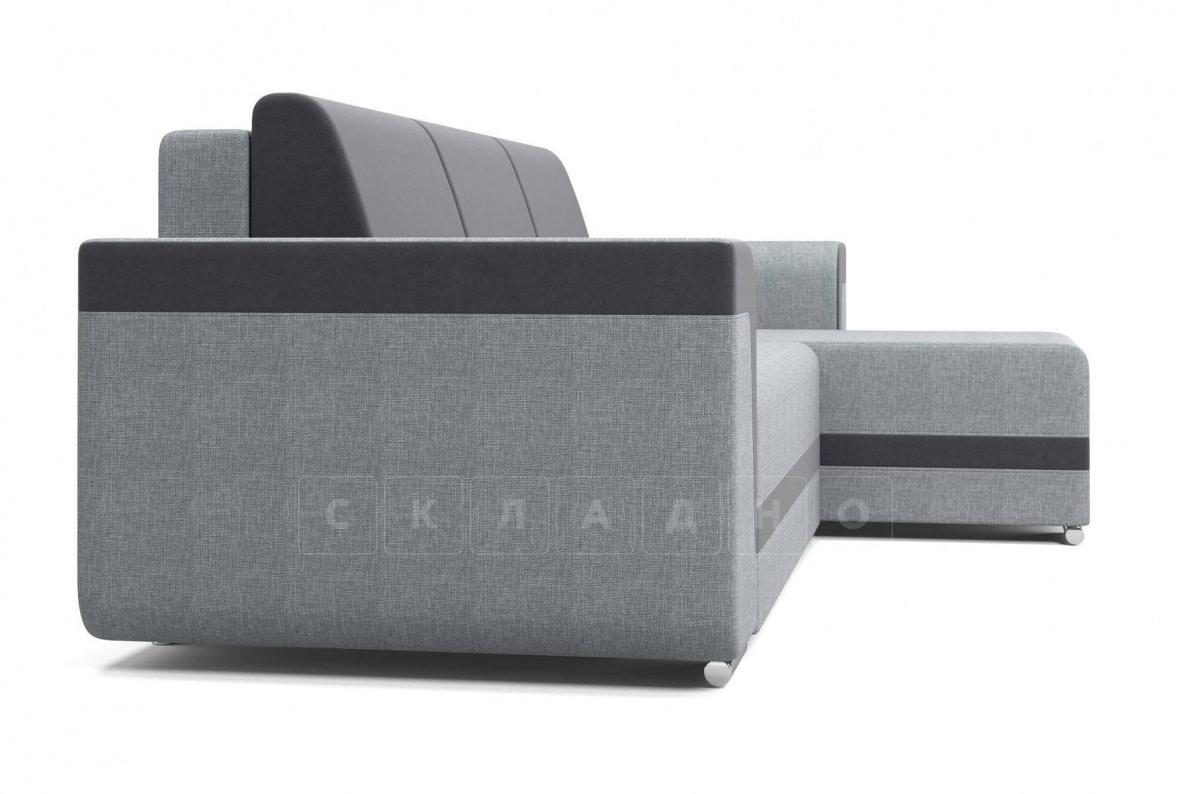 Угловой диван Марракеш серый фото 3 | интернет-магазин Складно