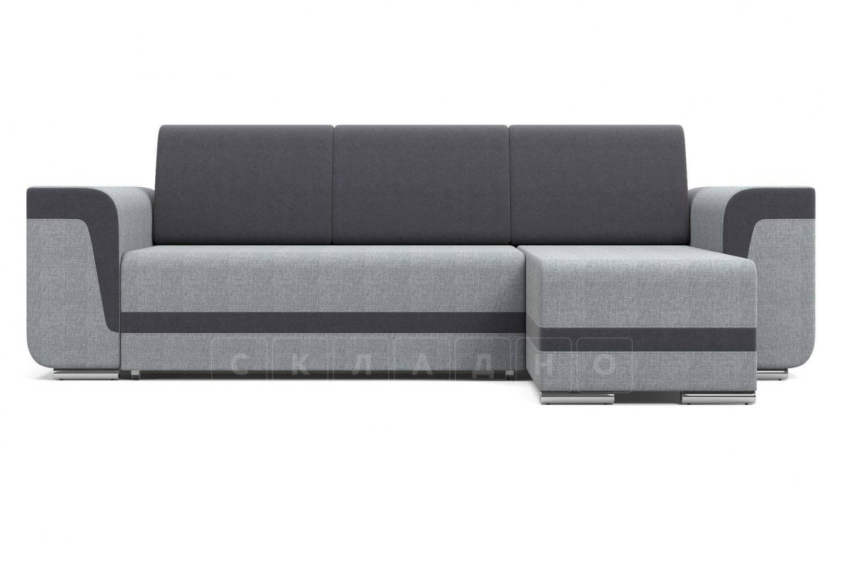 Угловой диван Марракеш серый фото 2 | интернет-магазин Складно