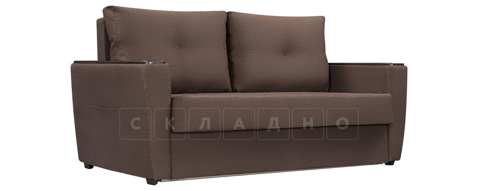 Диван Майами коричневый фото 1   интернет-магазин Складно