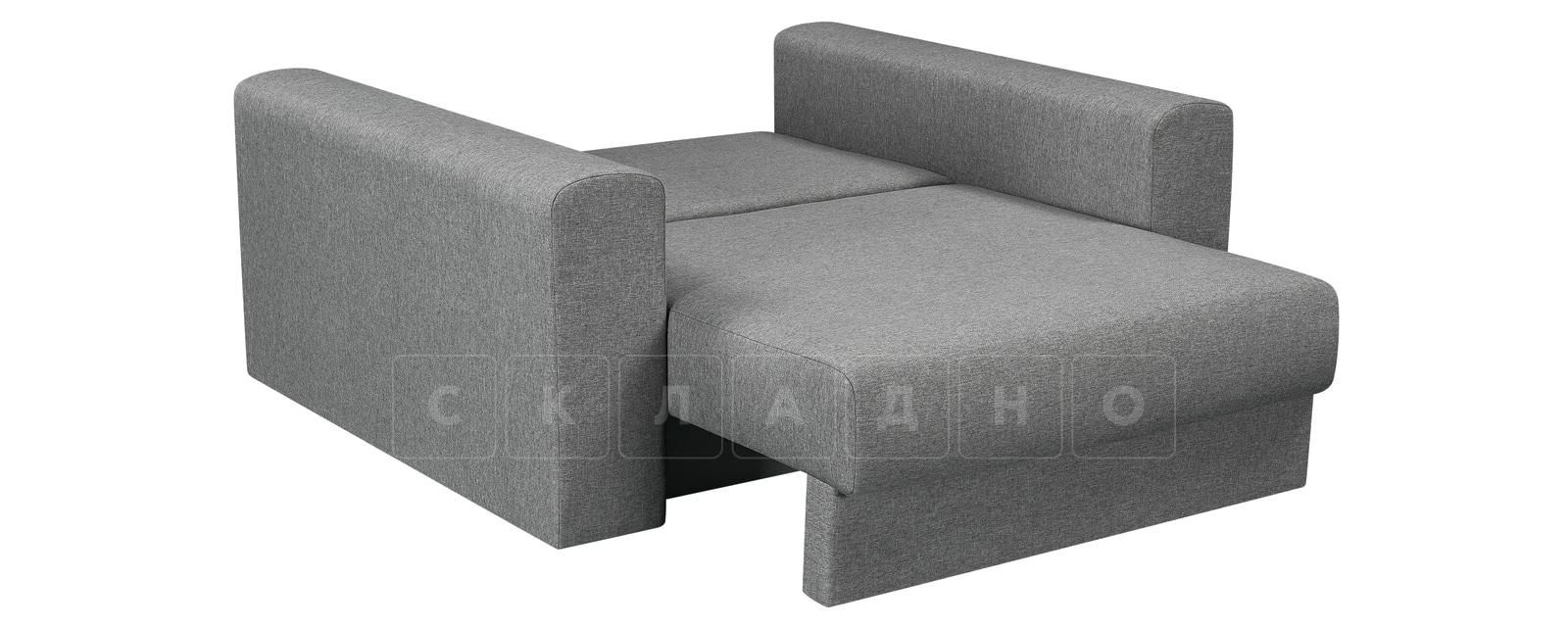 Кресло Медисон 100 см серого цвета фото 3 | интернет-магазин Складно