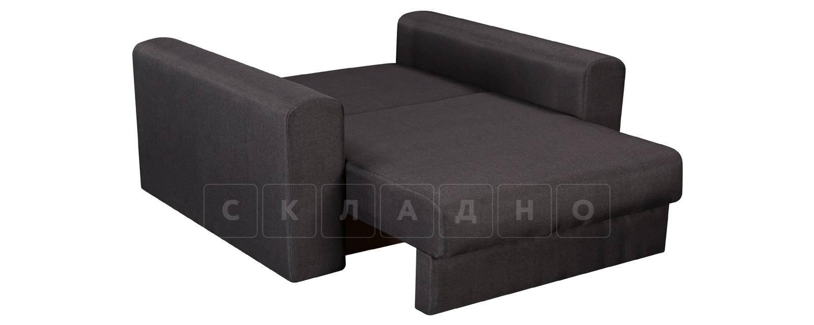 Кресло Медисон 100 см темно-серого цвета фото 4 | интернет-магазин Складно