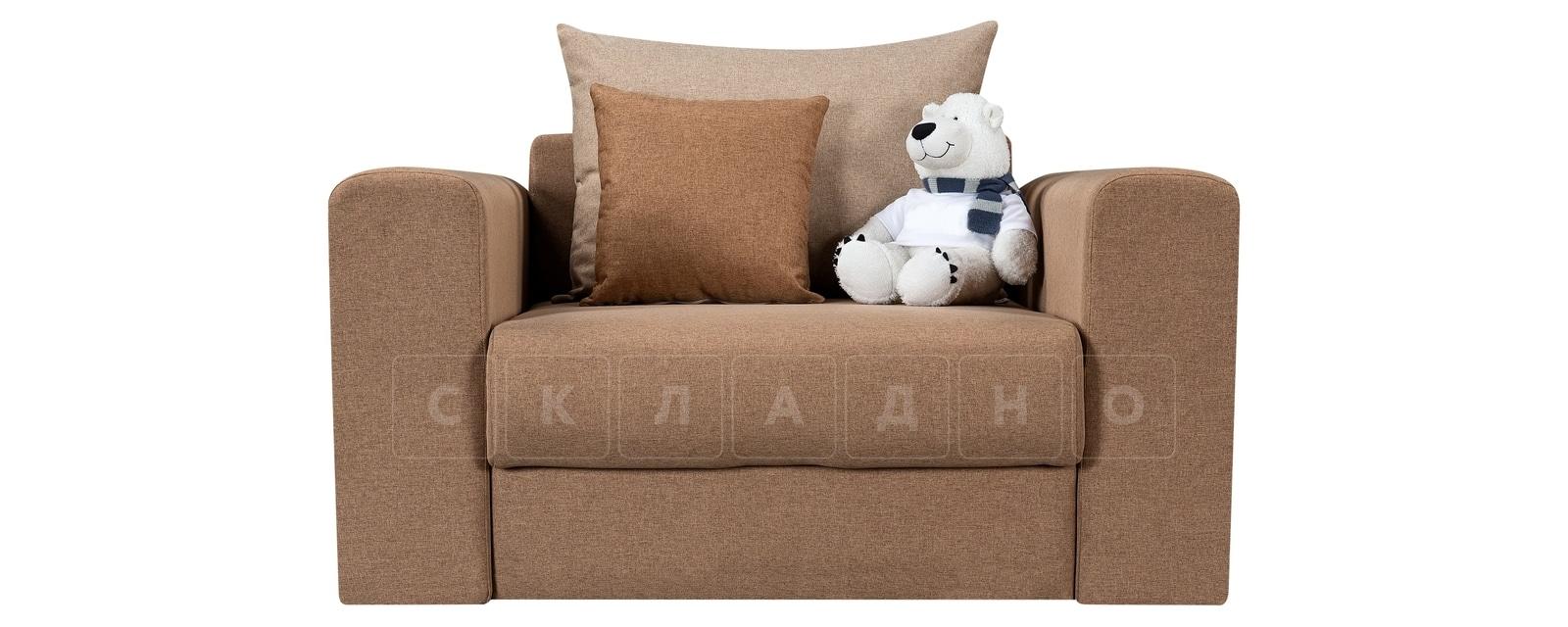 Кресло Медисон 80см коричневого цвета фото 2 | интернет-магазин Складно
