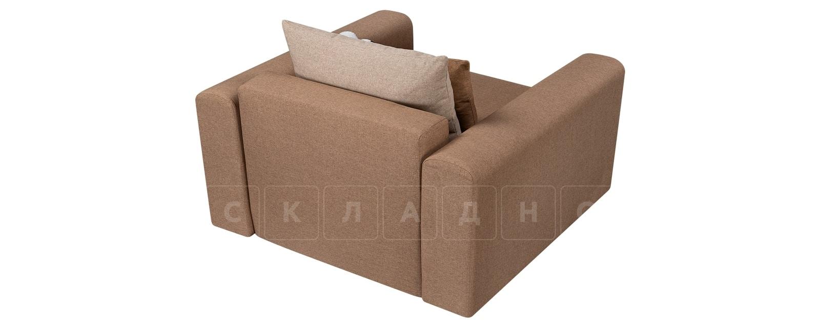 Кресло Медисон 80см коричневого цвета фото 3 | интернет-магазин Складно