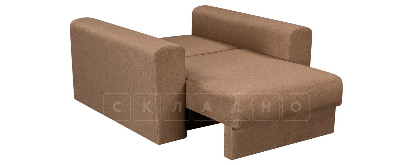 Кресло Медисон 80см коричневого цвета фото 4 | интернет-магазин Складно