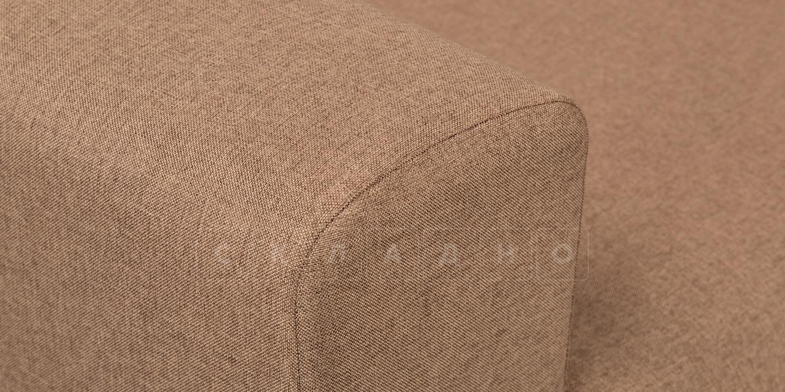 Кресло Медисон 100см коричневого цвета фото 6 | интернет-магазин Складно