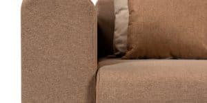 Кресло Медисон 80см коричневого цвета 14450 рублей, фото 6 | интернет-магазин Складно