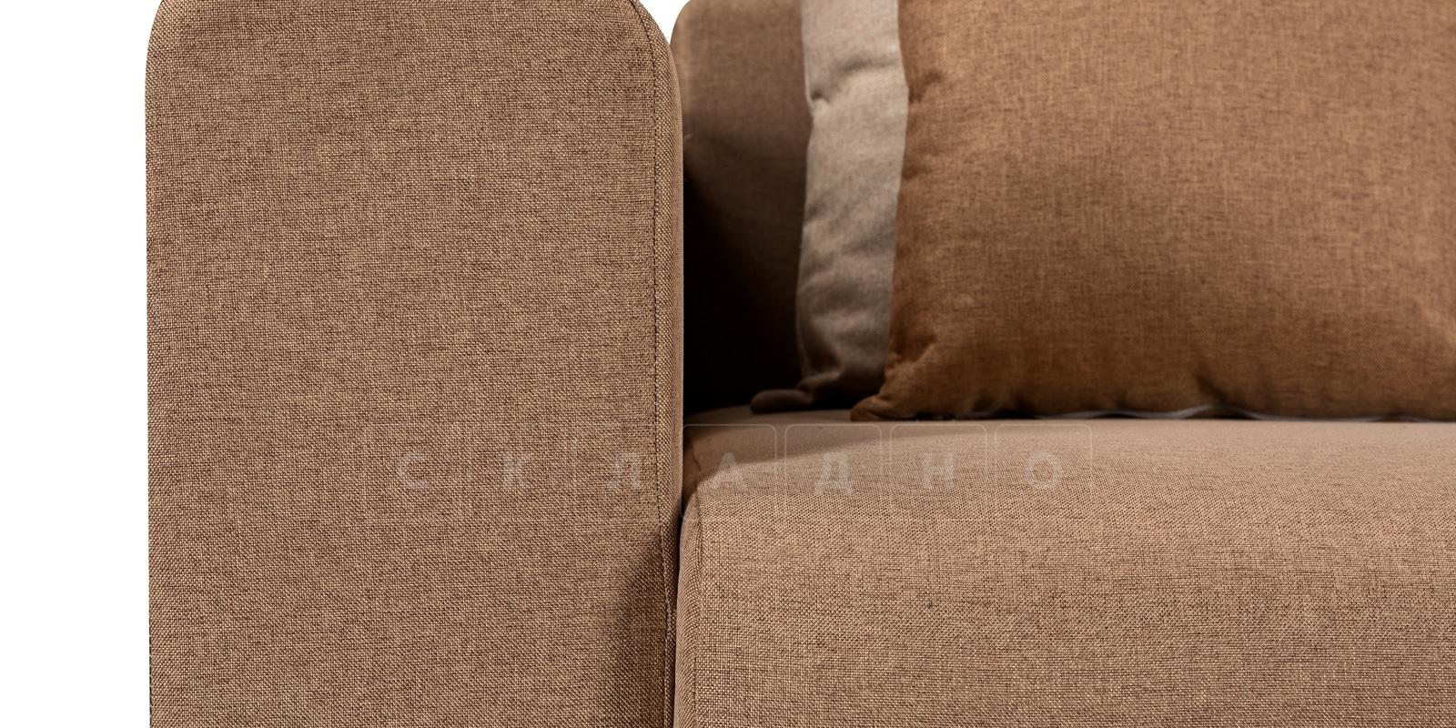 Кресло Медисон 80см коричневого цвета фото 6 | интернет-магазин Складно