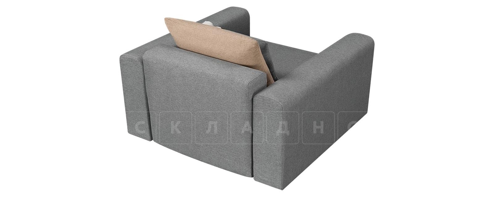 Кресло Медисон 80 см серого цвета фото 4 | интернет-магазин Складно