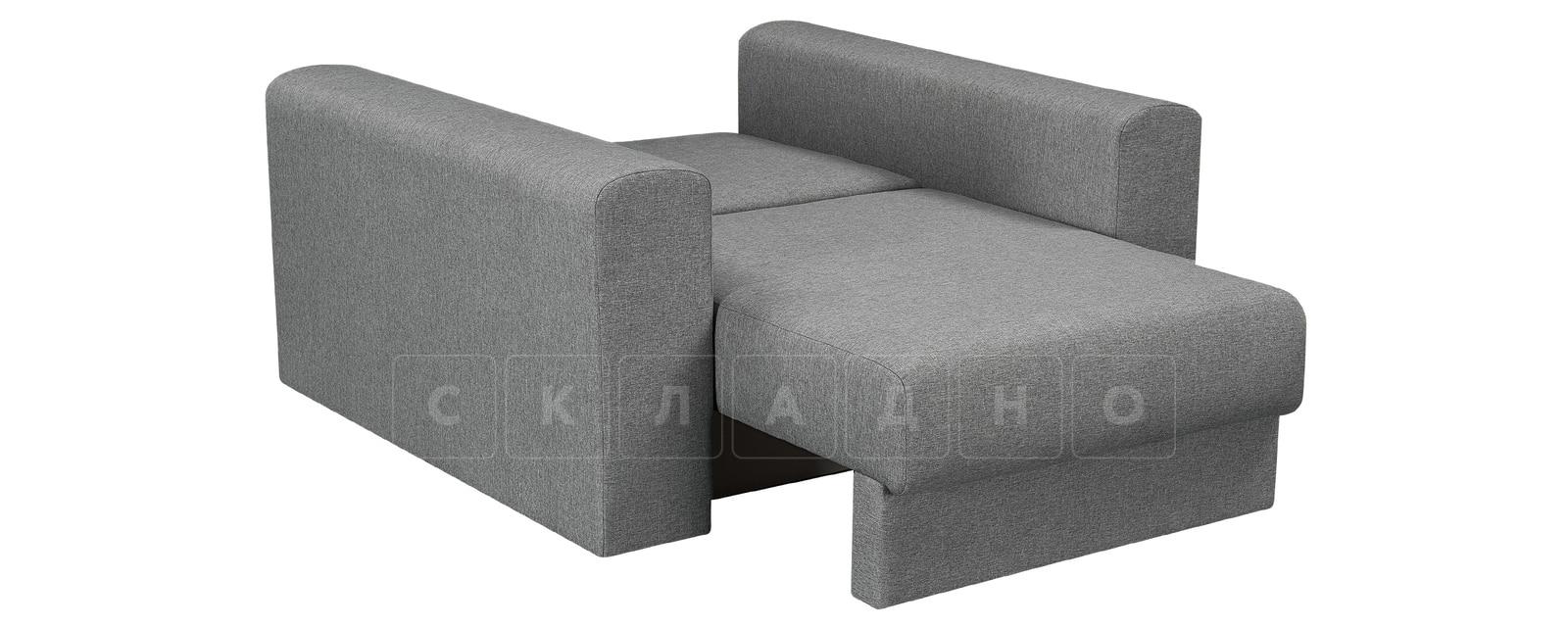 Кресло Медисон 80 см серого цвета фото 2 | интернет-магазин Складно