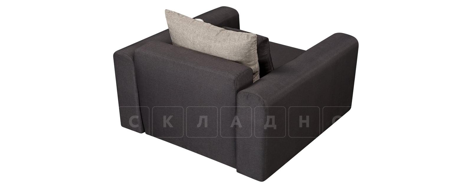 Кресло Медисон 80см темно-серого цвета фото 3 | интернет-магазин Складно
