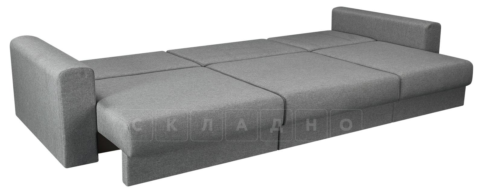 Диван Медисон серый 325 см фото 4 | интернет-магазин Складно