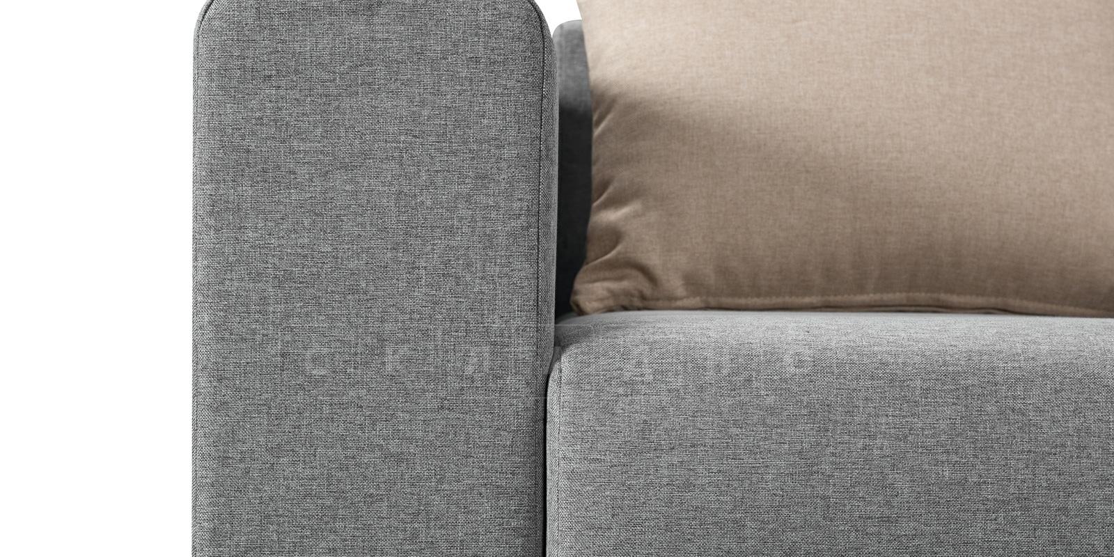 Диван Медисон серый 325 см фото 5 | интернет-магазин Складно