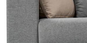 Угловой диван Медисон серый 345х224 см 68990 рублей, фото 5 | интернет-магазин Складно