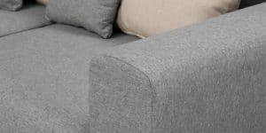 Кресло Медисон 100 см серого цвета 16850 рублей, фото 7 | интернет-магазин Складно