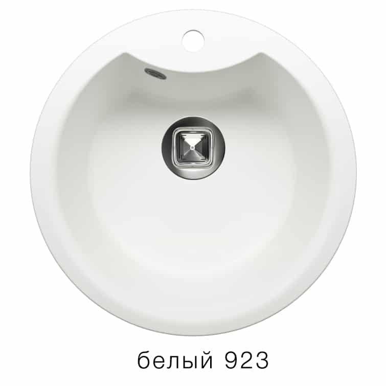 Кухонная мойка TOLERO R-108Е кварцевая D51 с выступом фото 8   интернет-магазин Складно
