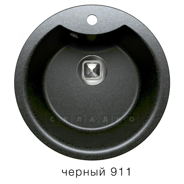 Кухонная мойка TOLERO R-108Е кварцевая D51 с выступом фото 7   интернет-магазин Складно
