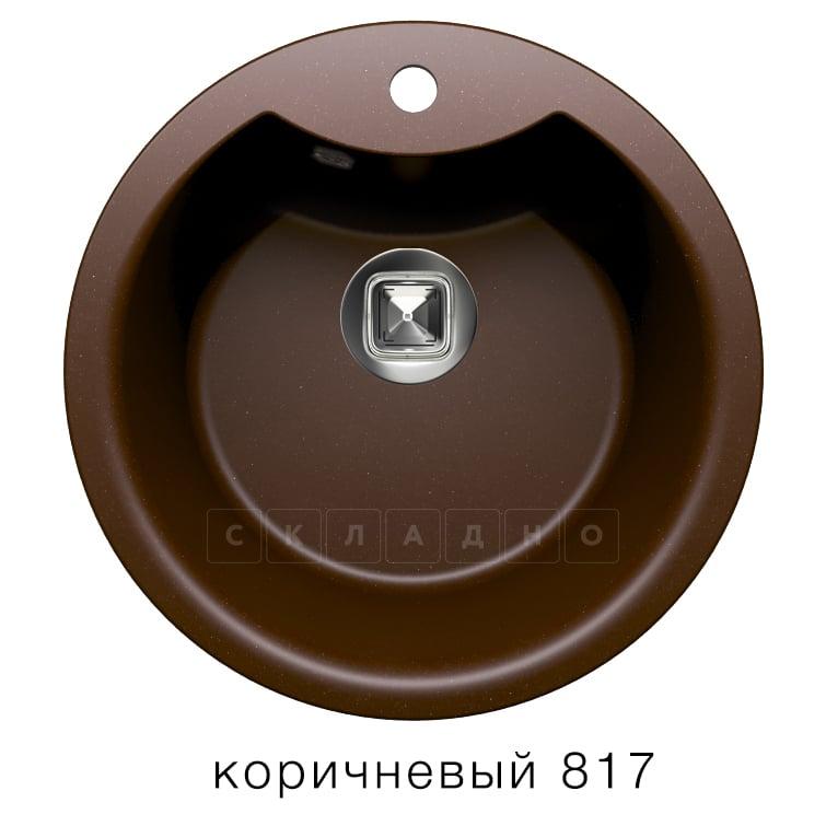 Кухонная мойка TOLERO R-108Е кварцевая D51 с выступом фото 5   интернет-магазин Складно