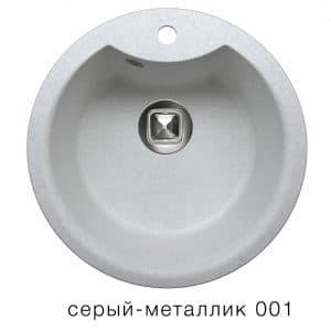 Кухонная мойка TOLERO R-108Е кварцевая D51 с выступом 5900 рублей, фото 2   интернет-магазин Складно