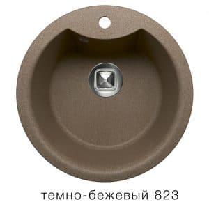 Кухонная мойка TOLERO R-108Е кварцевая D51 с выступом 5900 рублей, фото 6   интернет-магазин Складно
