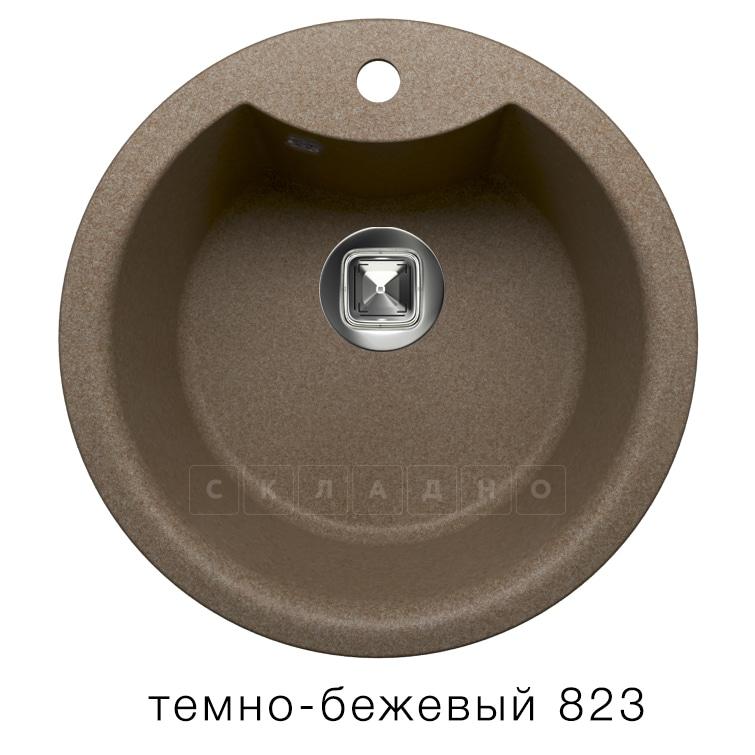 Кухонная мойка TOLERO R-108Е кварцевая D51 с выступом фото 6   интернет-магазин Складно