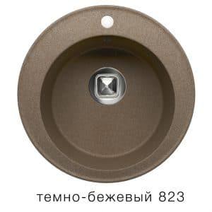 Кухонная мойка TOLERO R-108 кварцевая D51 круглая 5900 рублей, фото 6 | интернет-магазин Складно
