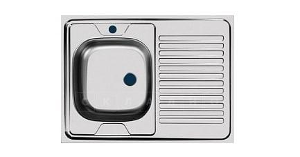 Кухонная мойка накладная металлическая 80см S0,4х130 фото 1 | интернет-магазин Складно