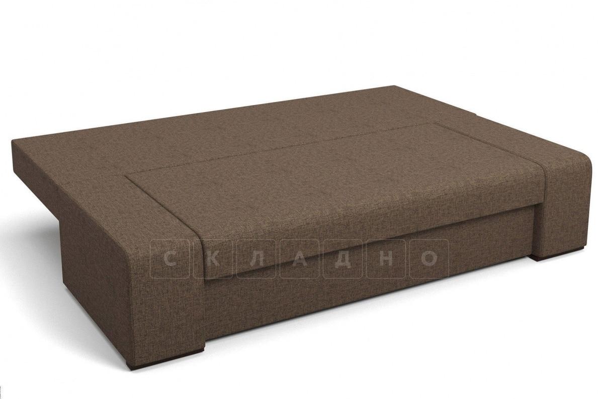 Диван еврокнижка Монако коричневый фото 4 | интернет-магазин Складно