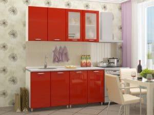 Кухонный гарнитур Настя 1,6 м 9990 рублей, фото 2 | интернет-магазин Складно