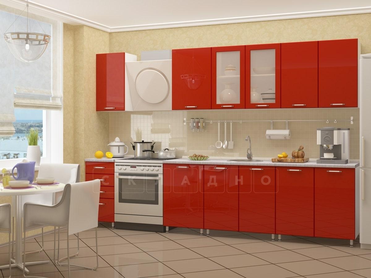 Кухонный гарнитур Настя 2,5 м фото 6 | интернет-магазин Складно