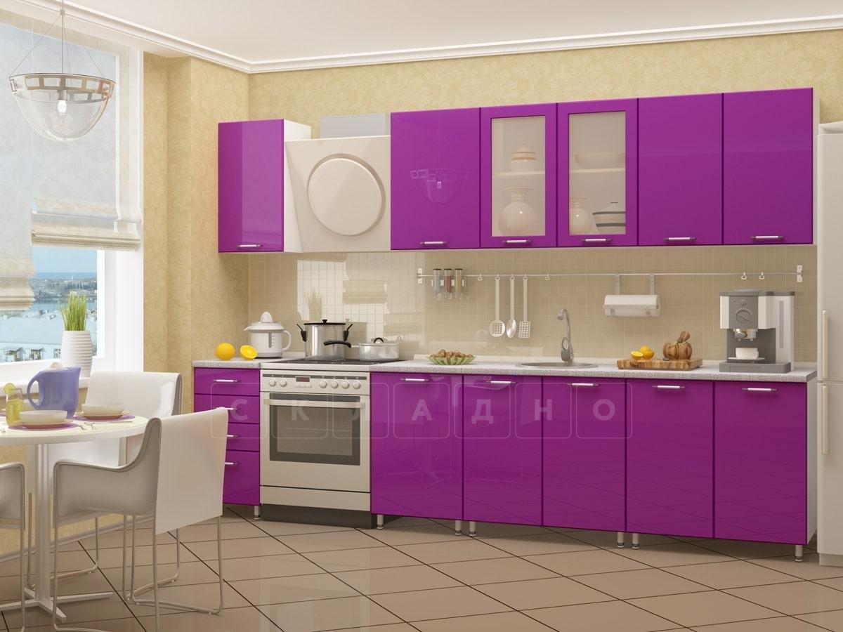 Кухонный гарнитур Настя 2,5 м фото 2 | интернет-магазин Складно