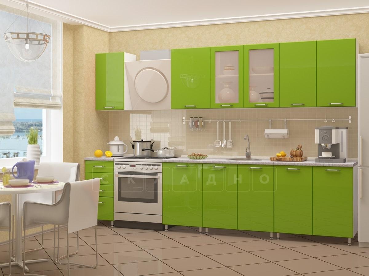 Кухонный гарнитур Настя 2,5 м фото 3 | интернет-магазин Складно