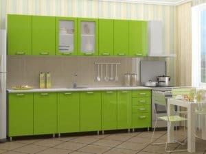 Кухонный гарнитур Настя 2,6 м 28950 рублей, фото 7 | интернет-магазин Складно