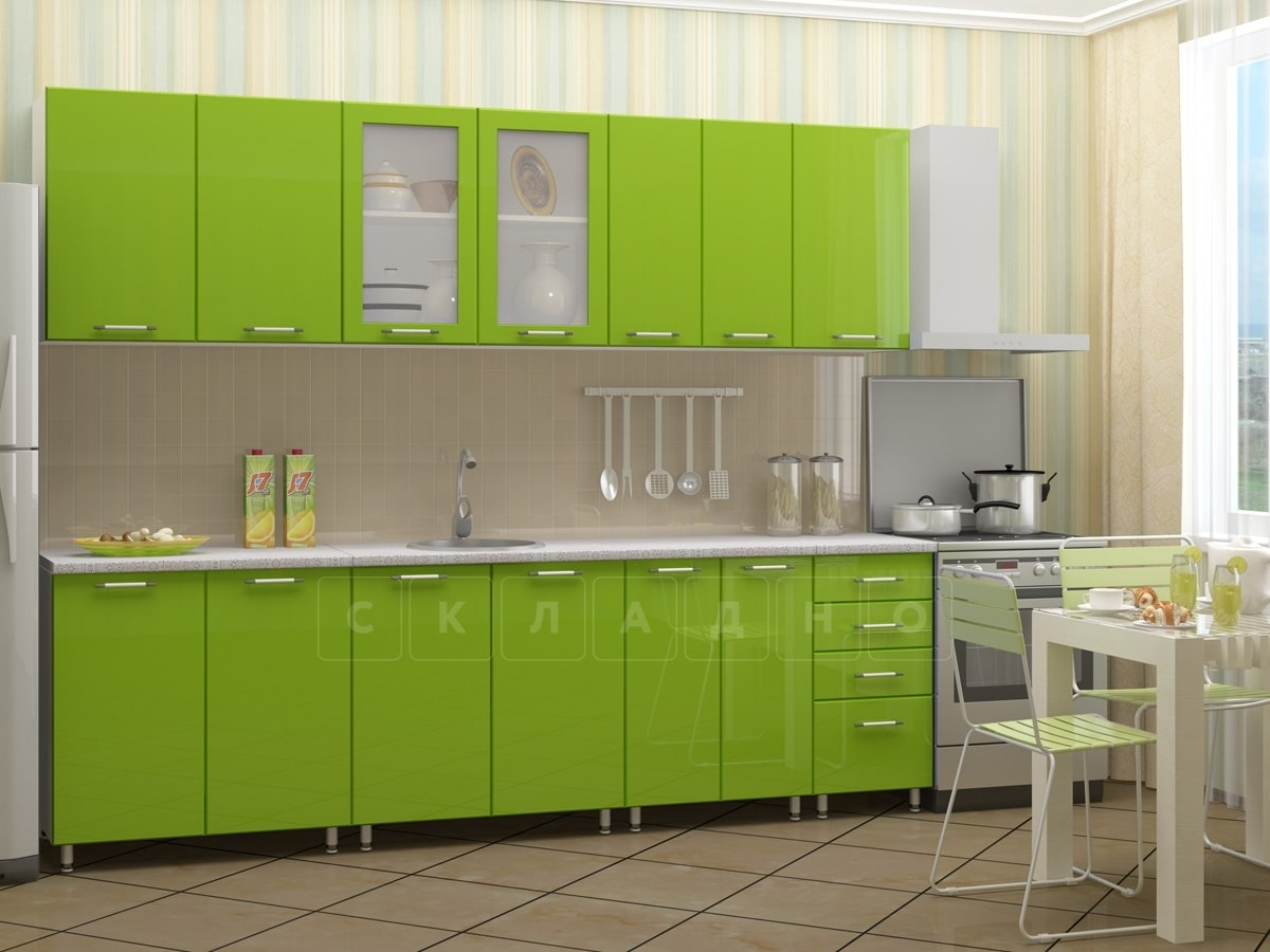 Кухонный гарнитур Настя 2,6 м фото 7 | интернет-магазин Складно