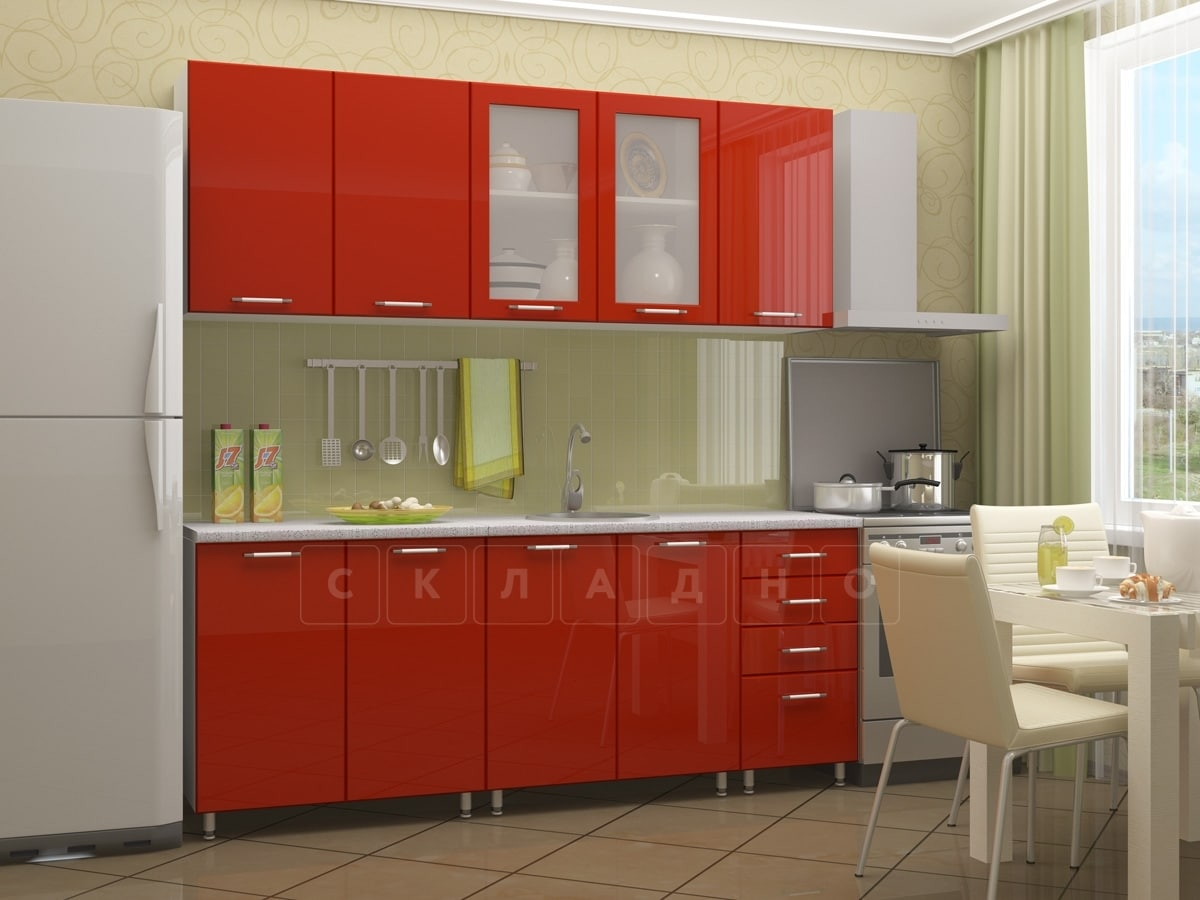 Кухонный гарнитур Настя 2,0 м фото 6 | интернет-магазин Складно