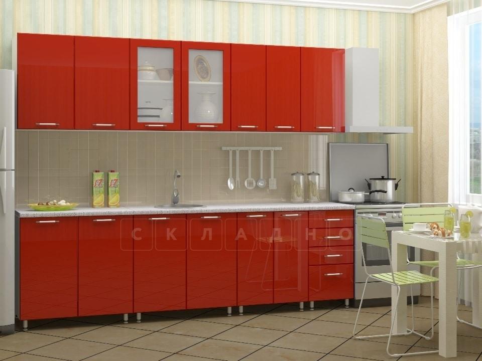 Кухонный гарнитур Настя 2,6м фото 6 | интернет-магазин Складно