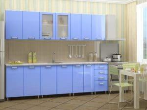 Кухонный гарнитур Настя 2,6м 18190 рублей, фото 5 | интернет-магазин Складно