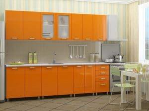 Кухонный гарнитур Настя 2,6м 18190 рублей, фото 1 | интернет-магазин Складно