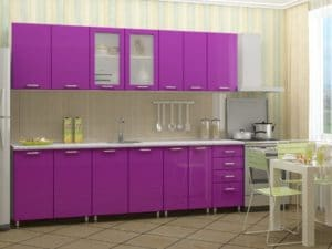 Кухонный гарнитур Настя 2,6м 18190 рублей, фото 4 | интернет-магазин Складно
