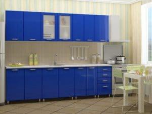 Кухонный гарнитур Настя 2,6м 18190 рублей, фото 3 | интернет-магазин Складно